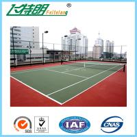 Buy cheap Wear Resistant Basketball Sport Court Flooring Gym Floor Tennis Court Paint from wholesalers