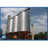 Buy cheap 777m3 Bulk Material Cereal Silo Machine For Grain And Feed Customized Color from wholesalers
