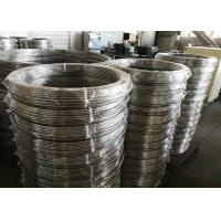 Buy cheap Cold Drawn Stainless Steel Tubing ASTM A269 TP347H Bright Coil Tube from wholesalers