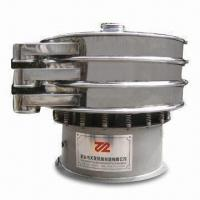 Buy cheap Vibrating Sieve with High Efficiency Feature, Used to Filter Particles, Powder and Mucilage from wholesalers