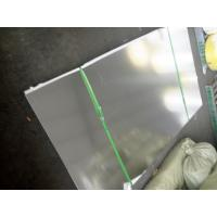 Buy cheap ASTM JIS EN Standard 304 Stainless Plate , Cold Reduced Steel Sheet NO.4 8K HL Finishing from wholesalers