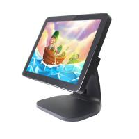 Buy cheap 15 Inch Flat Pos System Touch Screen Monitor , Business Touch Screen Cash Register from wholesalers