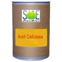 Buy cheap Acid Cellulase Enzyme Feed Grade Powder from Trichoderma Reesei Strain SINOzym-ACE3FE from wholesalers