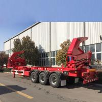Buy cheap Trailer Box Loader for loading 20ft 40ft container from wholesalers
