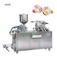 Buy cheap DPP-80 Blister Packaging Machine Honey Butter Blister Packing Machine product
