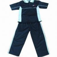 Buy cheap Children's Training and Jogging Suits, Made of 100% Polyester from wholesalers
