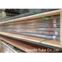 Buy cheap EN10217-7 Instrument Air Tubing , 28mm od stainless steel tube 1.4301 1.4307 from wholesalers