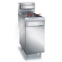 Buy cheap Dual Tank 23L Commercial Kitchen Equipment Chicken Deep Fryer from wholesalers