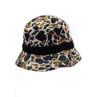 Buy cheap Fashion 100% Cotton Twill Bucket Hat , Logo Printed Snapback Bucket Hat from wholesalers