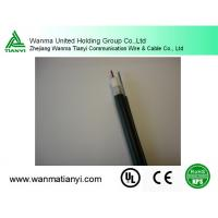Buy cheap High Quality 75ohm Coaxial Cable 412 Al Tube Trunk Cable product