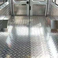 Buy cheap Bending Aluminum Diamond Plate Wall Panels Checker Plate Strips Mirror Finish from wholesalers