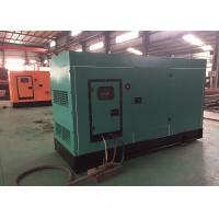 Buy cheap 1500RPM Silent Domestic Generators 80KW / 100KVA 3 Phase 50Hz from wholesalers