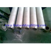 Buy cheap Alloy C22 Hastelloy C22 Copper Nickel Alloy Steel Pipe ASTM B622  ASME SB622 UNS N06022 from wholesalers