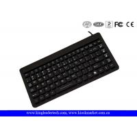 Buy cheap Rugged Super Slim IP68 Waterproof Silicone Keyboard With Function Keys from wholesalers