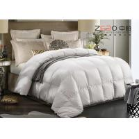 Buy cheap Comfortable Hotel Bedding Duvet Anti Allergy OEM / ODM Available from wholesalers