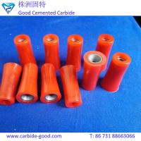 Buy cheap China boron carbide sand blasting nozzle b4c with with polyurethane cover from wholesalers