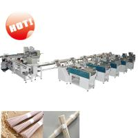 Buy cheap Omron PLC Noodle Packaging Machine / Bundle Packing Machine 25-35 Bags/Min from wholesalers