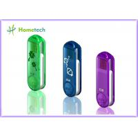 Buy cheap Transparent Plastic Twist USB Sticks High Speed WITH Personalized from wholesalers