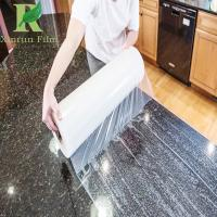 Buy cheap 0.03-0.2mm Customized Adhesive Granite and Marble Protective Film from wholesalers