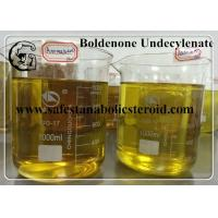 Buy cheap Equipoise Injectable Anabolic Steroids Boldenone Undecylenate hormone from wholesalers