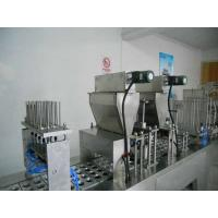 Buy cheap Linear Type Keurig K-Cups Capsules Filling Sealing Machine from wholesalers