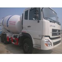 Buy cheap manufacturer Chengli supply industrial dongfeng dalishen concrete mixer truck for sale from wholesalers