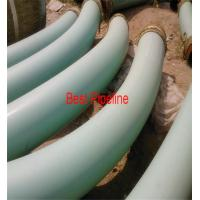 Buy cheap AWWA C213 DIN 30678 Polythylene Coating Pipe / Anti Corrosion Steel Pipe from wholesalers