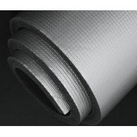 Buy cheap grid alum foil facing rubber foam insulation from wholesalers