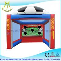 Buy cheap Hansel high quality inflatable baseball game from wholesalers