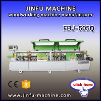 Buy cheap FBJ-505Q automatic Straight-lined Edge Banding machine / woodworking machinery from wholesalers