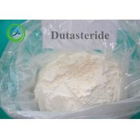 Buy cheap Dutasteride Active Pharmaceutical Ingredients CAS 164656-23-9 White Crystalline Powder from wholesalers