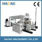 Buy cheap PVC Film Slitting and Rewinding Machine,Abrasive Paper Slitter Rewinding Machine,ATM Paper Slitting Machine from wholesalers