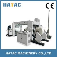 Buy cheap Trade Mark Slitting Rewinding Machine Supplier,Precision Silicone Paper Slitter and Rewinder,Adhesive Label Cutting from wholesalers