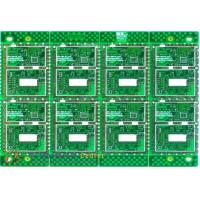 Buy cheap RoHS rigid single sided pcb printed circui board FR4 / CEM-1 from wholesalers