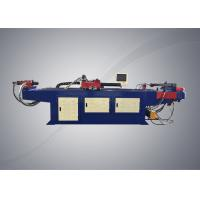 Buy cheap Hydraulic Tube Bending Machine , Automated Tube Bender For Bicycle Fittings product