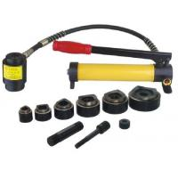 Buy cheap manual and hydraulic punch driver, hole digger, hydraulic puncher product