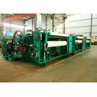 Buy cheap Industrial Wire Mesh Manufacturing Machine CE Certificated 1 Year Warranty from wholesalers