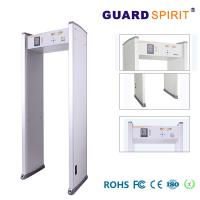 Buy cheap Human Indicating Lamp Multi Zone Door Frame Metal Detector Archway For Bus Station Security from wholesalers