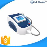 Buy cheap Semi-conductor+Sapphire+Microchannel 808nm diode laser hair removal machine from wholesalers