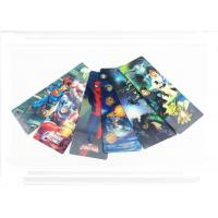 Buy cheap PET / PVC / PP Custom Lenticular Printing With Disney Fama For Movie from wholesalers