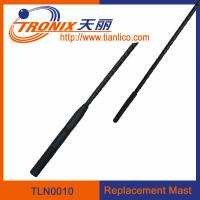 Buy cheap car replacement mast antenna/ 1 section mast car antenna/ car antenna accessorie product