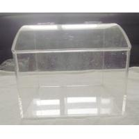 Buy cheap Non-Toxic Clear Acrylic Bakery Display Case With Electrical Insulation from wholesalers
