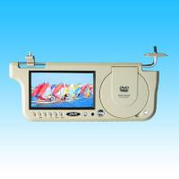 Buy cheap D7002 7-inch sunvisor dvd with USB/SD,FM from wholesalers