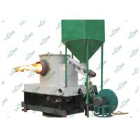 Buy cheap Automatic Biomass Pellet Burner , Biomass Wood Burner 48,000,000Kcal from wholesalers