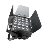 Buy cheap DMX Control RGBWA 5 in1 LED Theatre Spot Lights with 50000hrs lifespan from wholesalers