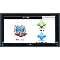 Buy cheap High Resolution Car Sat Nav102 Navigation Module for JVC In-dash Monitor / DVD Screen from wholesalers