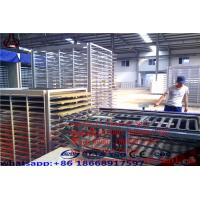 Buy cheap High Tech Eps Sandwich Panel Machine / Semi Automatic Lightweight Wall Panel Machine from wholesalers