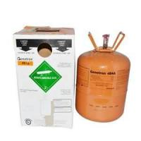 Buy cheap 24BL/10.9kg disposable cylinder packing refrigerant gas r404a Retrofited for R502 from wholesalers