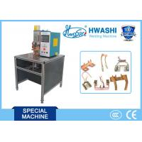 Buy cheap Medium Frequency Pneumatic DC Welding Machine for Manganin shunt / Electron beam from wholesalers