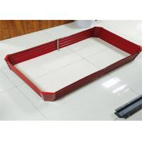 Buy cheap 48'' * 48'' Metal Raised Garden Beds Customization For Growing Small Plots from wholesalers